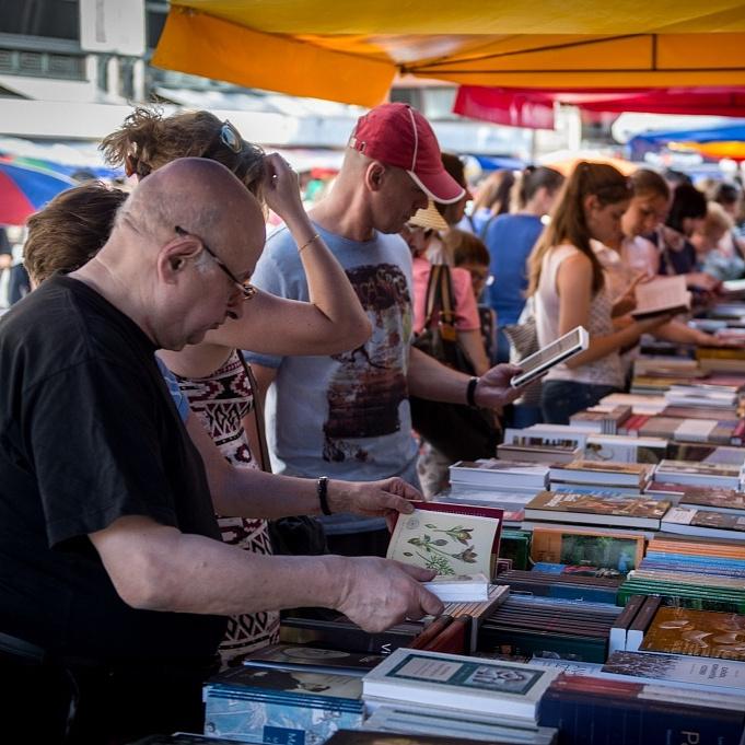 173 kiadó részvételével rendezik meg szeptember elején az Ünnepi Könyvhetet